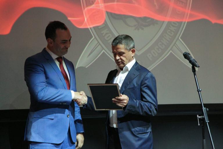Награждение победителей конкурса Следственного комитета РФ