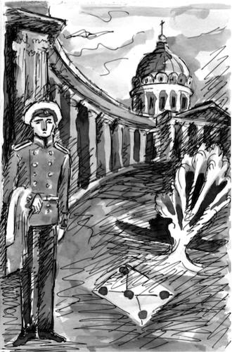 Старший лейтенант Шаповалов